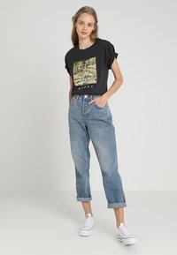 TWINTIP - T-shirts print - dark grey - 1