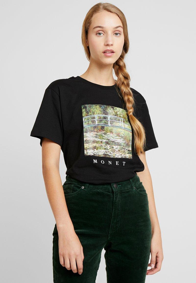 TWINTIP - T-Shirt print - black