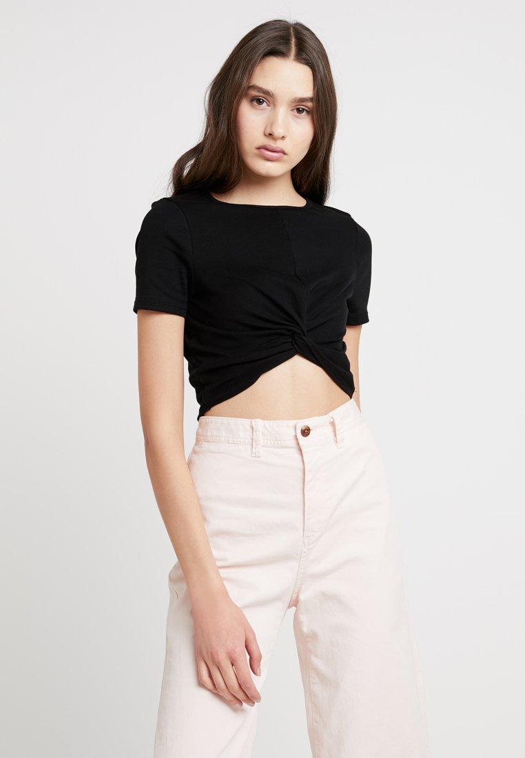 TWINTIP - T-shirt con stampa - black