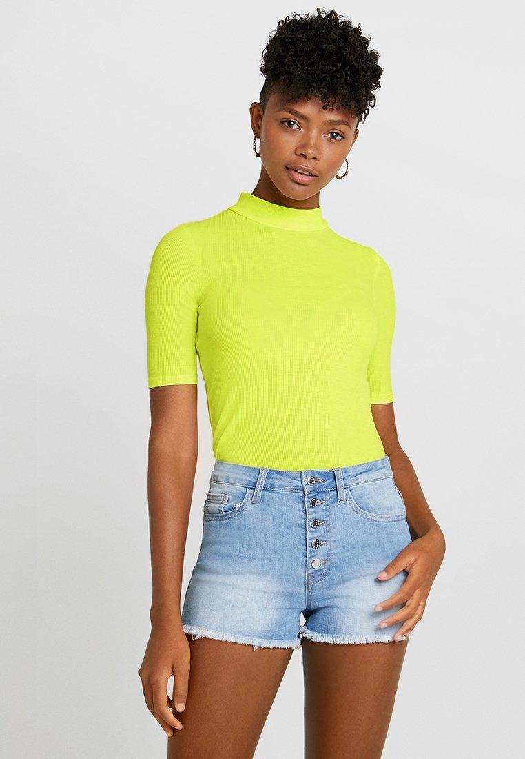 TWINTIP - T-Shirt print - neon yellow
