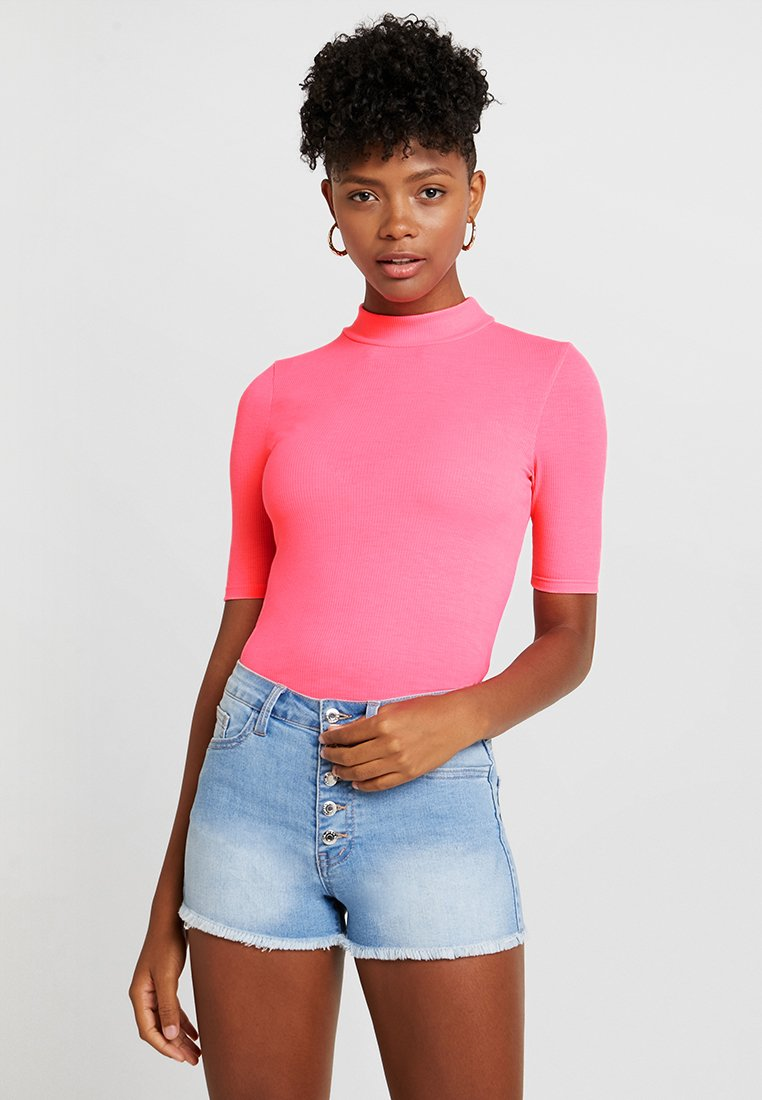 TWINTIP - T-shirts med print - neon pink