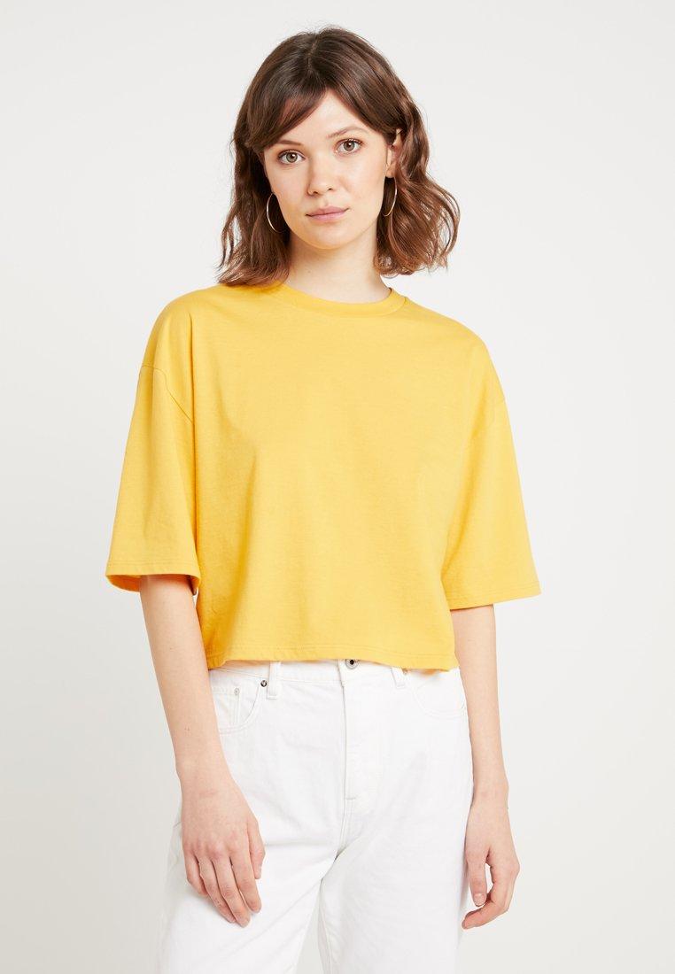 TWINTIP - Basic T-shirt - yellow