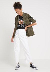 TWINTIP - Camiseta estampada - black - 1