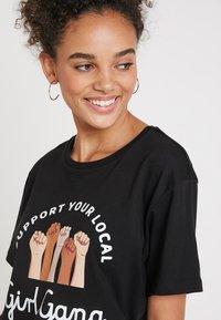 TWINTIP - Camiseta estampada - black - 3
