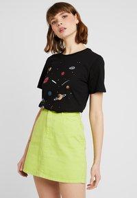 TWINTIP - Camiseta estampada - black - 0