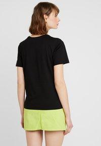 TWINTIP - Camiseta estampada - black - 2