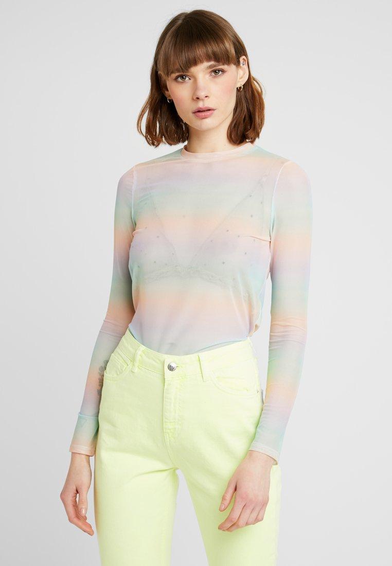 TWINTIP - Long sleeved top - multicoloured