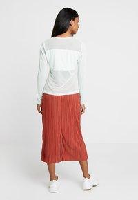 TWINTIP - Long sleeved top - mint - 2