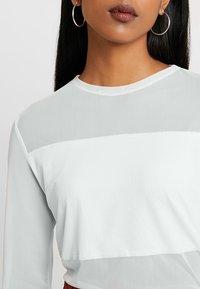 TWINTIP - Long sleeved top - mint - 4