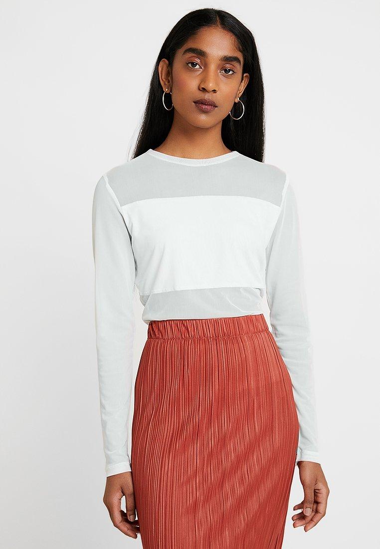 TWINTIP - Long sleeved top - mint