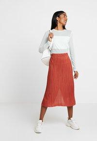 TWINTIP - Long sleeved top - mint - 1