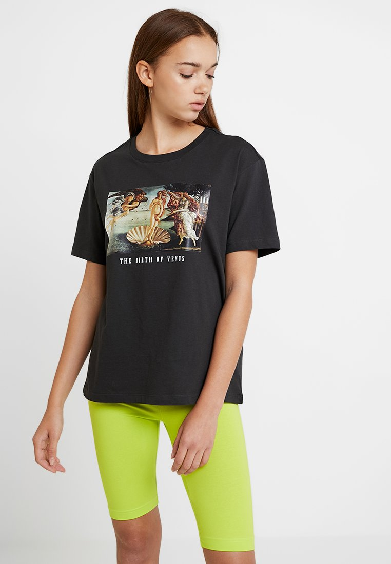 TWINTIP - T-shirt print - anthracite