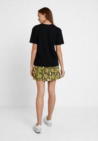 TWINTIP - Print T-shirt - black - 2