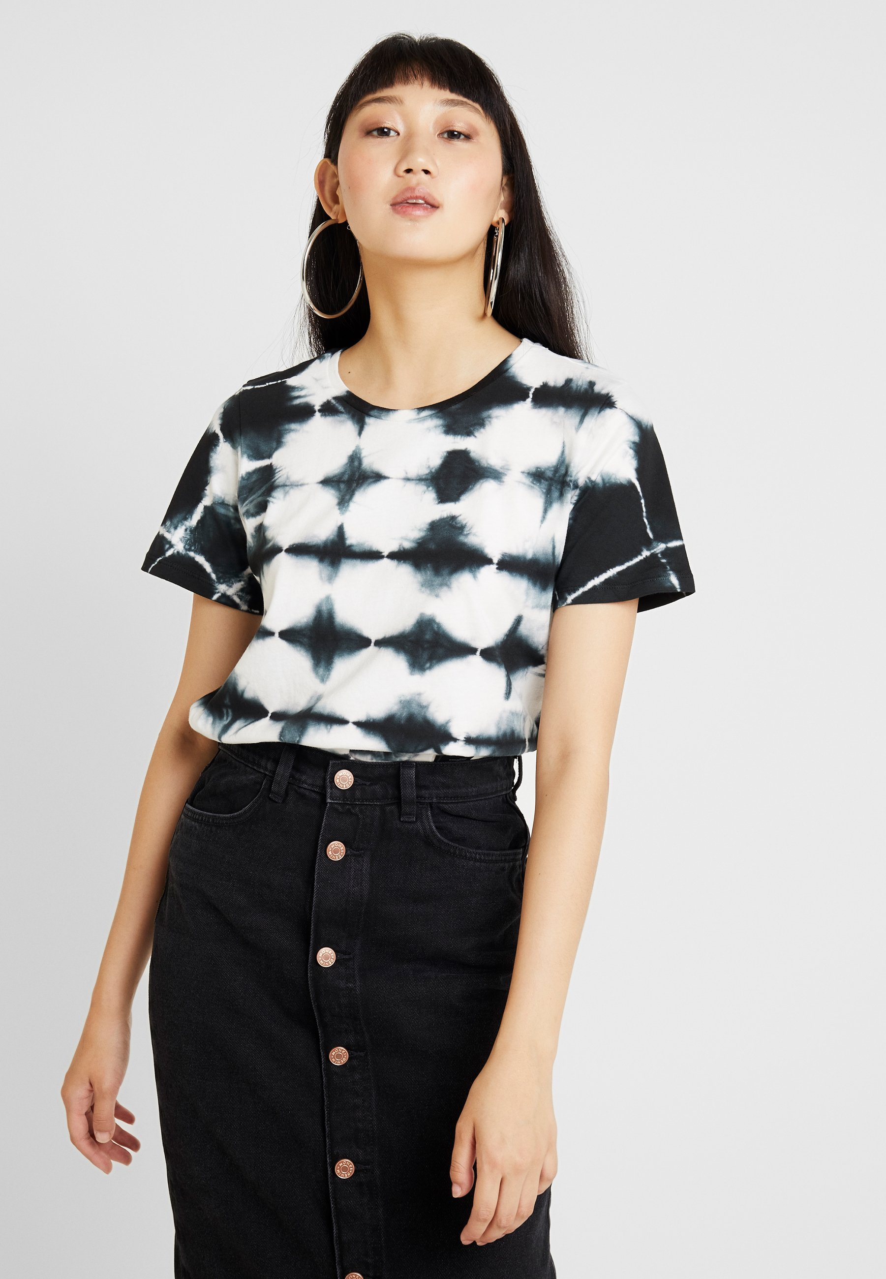 Twintip shirt Twintip T black shirt T ImpriméWhite CxQtshrd