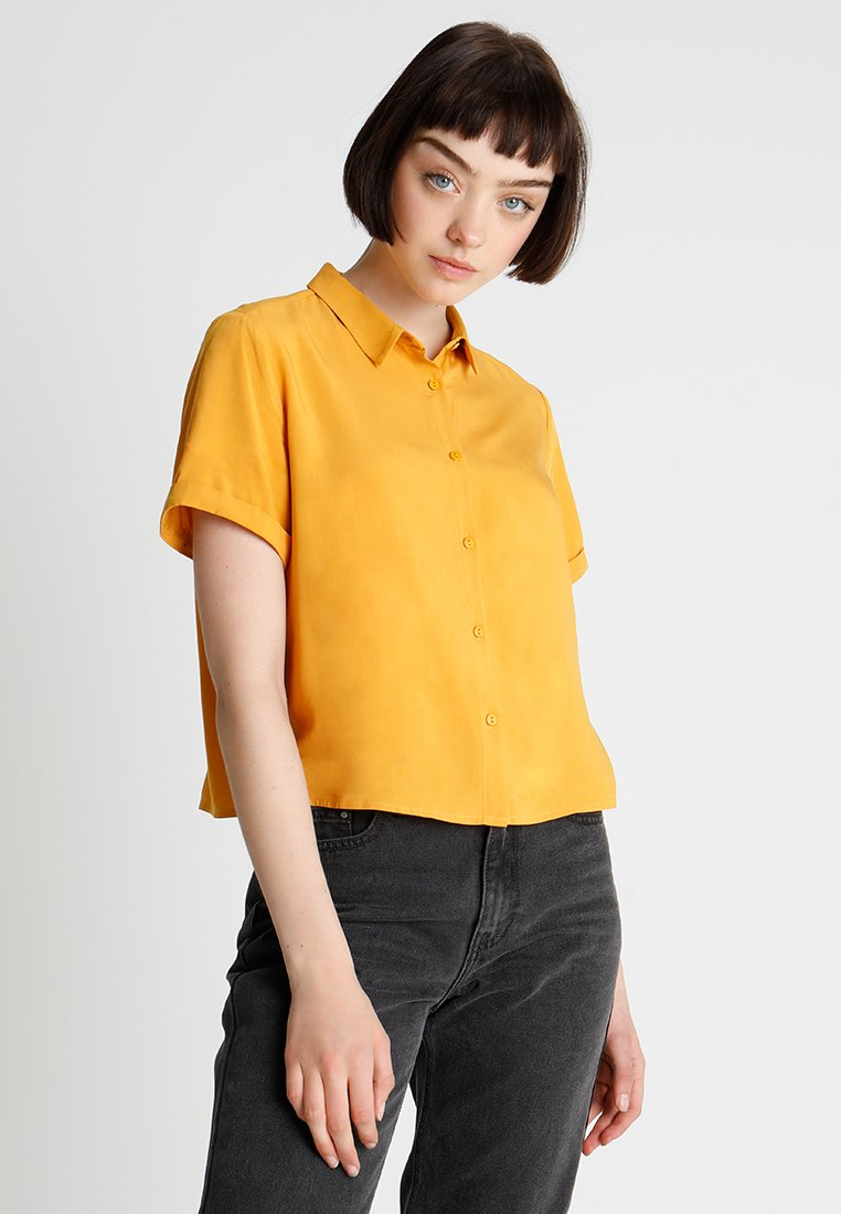 TWINTIP - Camicia - yellow
