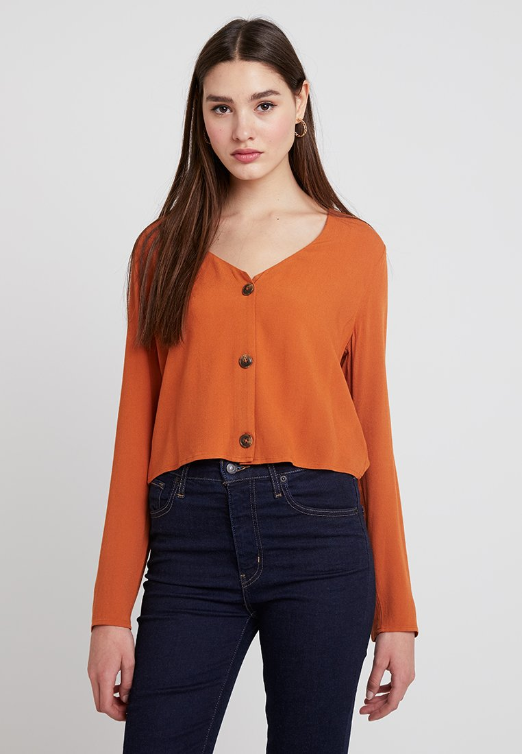 TWINTIP - Bluse - orange