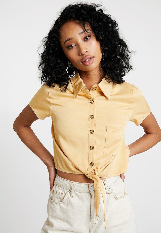 Koszula - beige