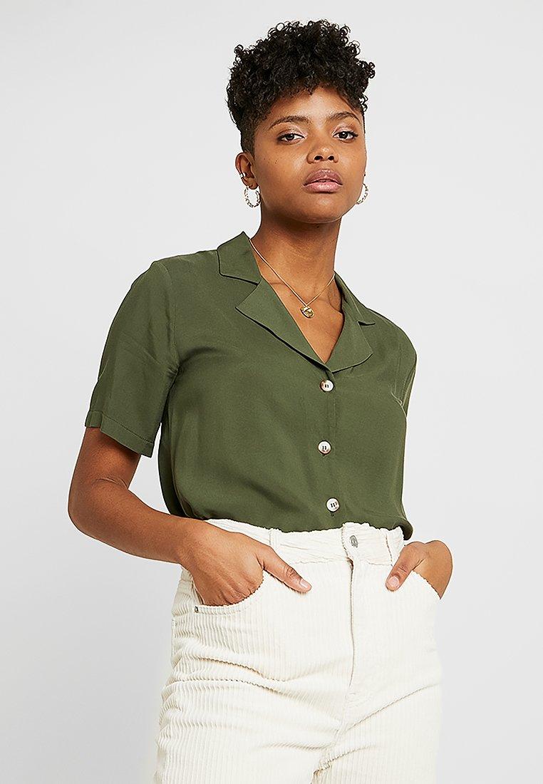 TWINTIP - Skjortebluser - khaki