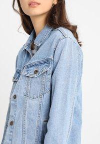 TWINTIP - Denim jacket - vintage blue denim - 4
