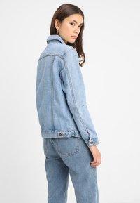 TWINTIP - Denim jacket - vintage blue denim - 2