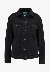 TWINTIP - Cowboyjakker - black denim - 4