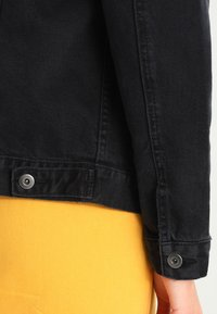 TWINTIP - Cowboyjakker - black denim - 3