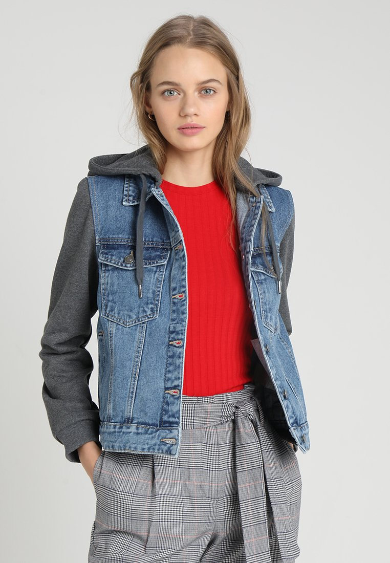 TWINTIP - Jeansjacke - blue denim
