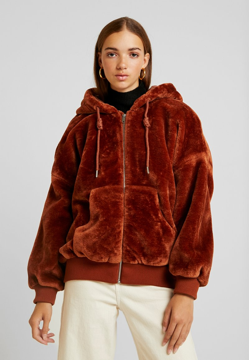 TWINTIP - Winterjacke - brown