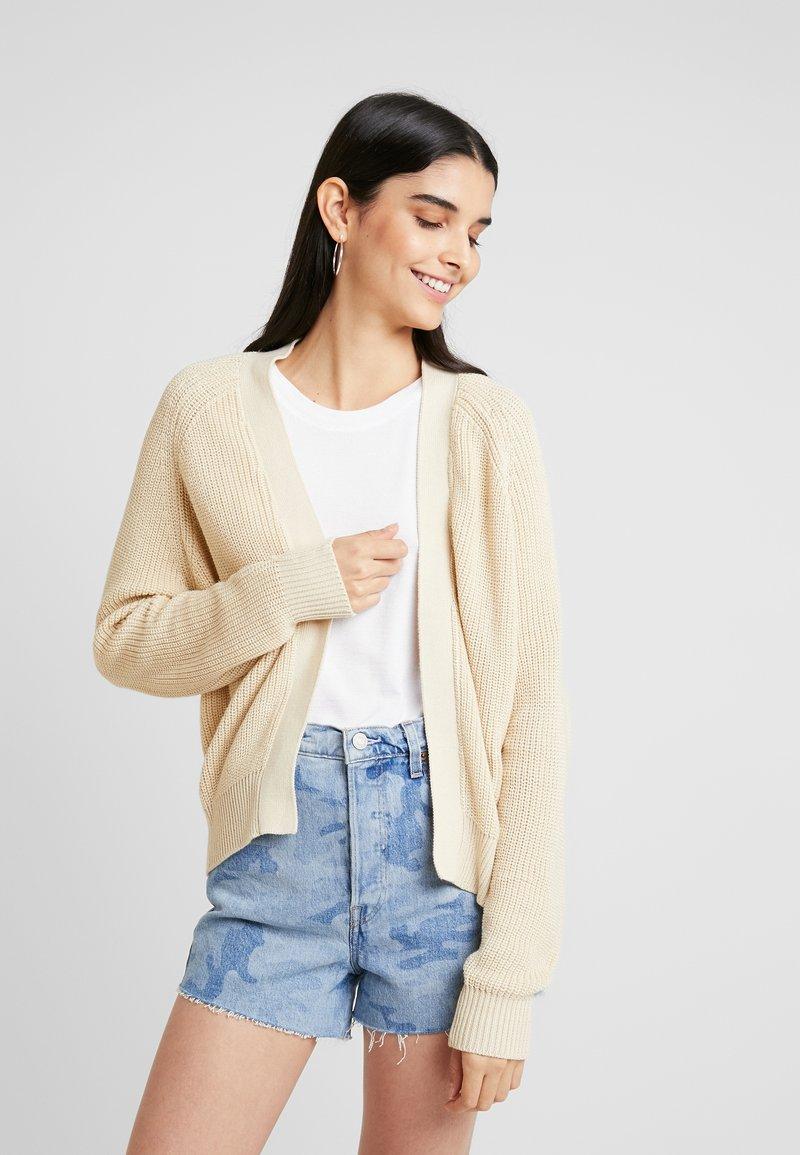 TWINTIP - Cardigan - beige