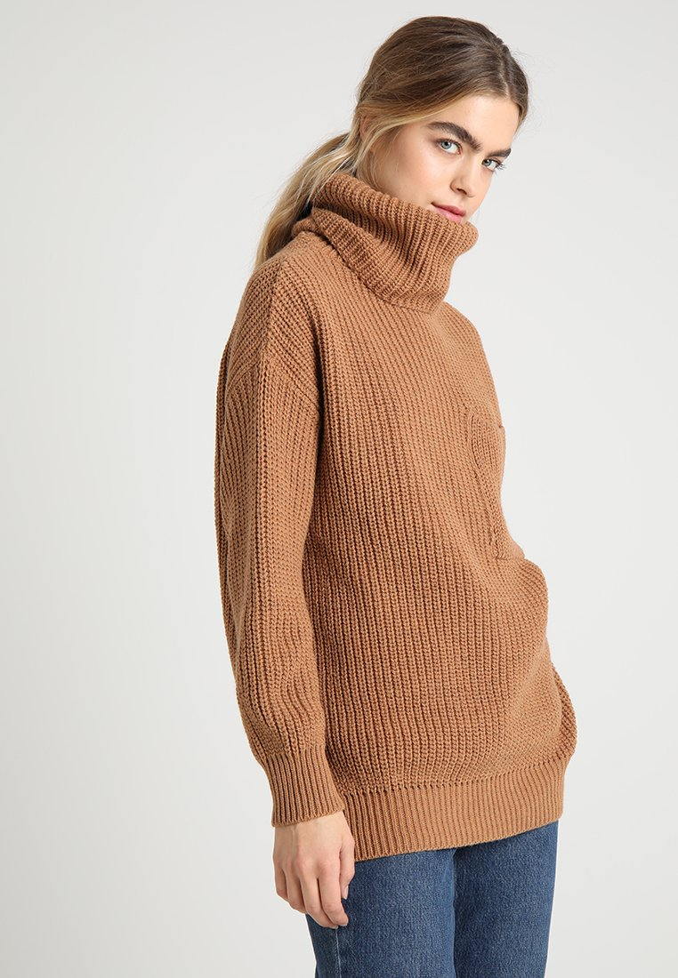 TWINTIP - Svetr - camel