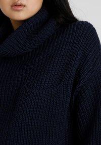 TWINTIP - Strikpullover /Striktrøjer - dark blue - 5