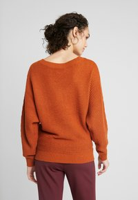 TWINTIP - Pullover - brown - 2