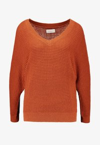 TWINTIP - Pullover - brown - 3