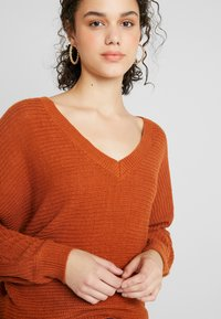 TWINTIP - Pullover - brown - 4