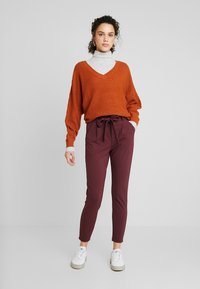 TWINTIP - Pullover - brown - 1