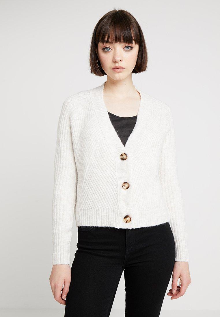 TWINTIP - Cardigan - off-white
