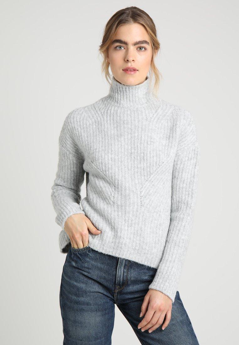 TWINTIP - Strickpullover - grey