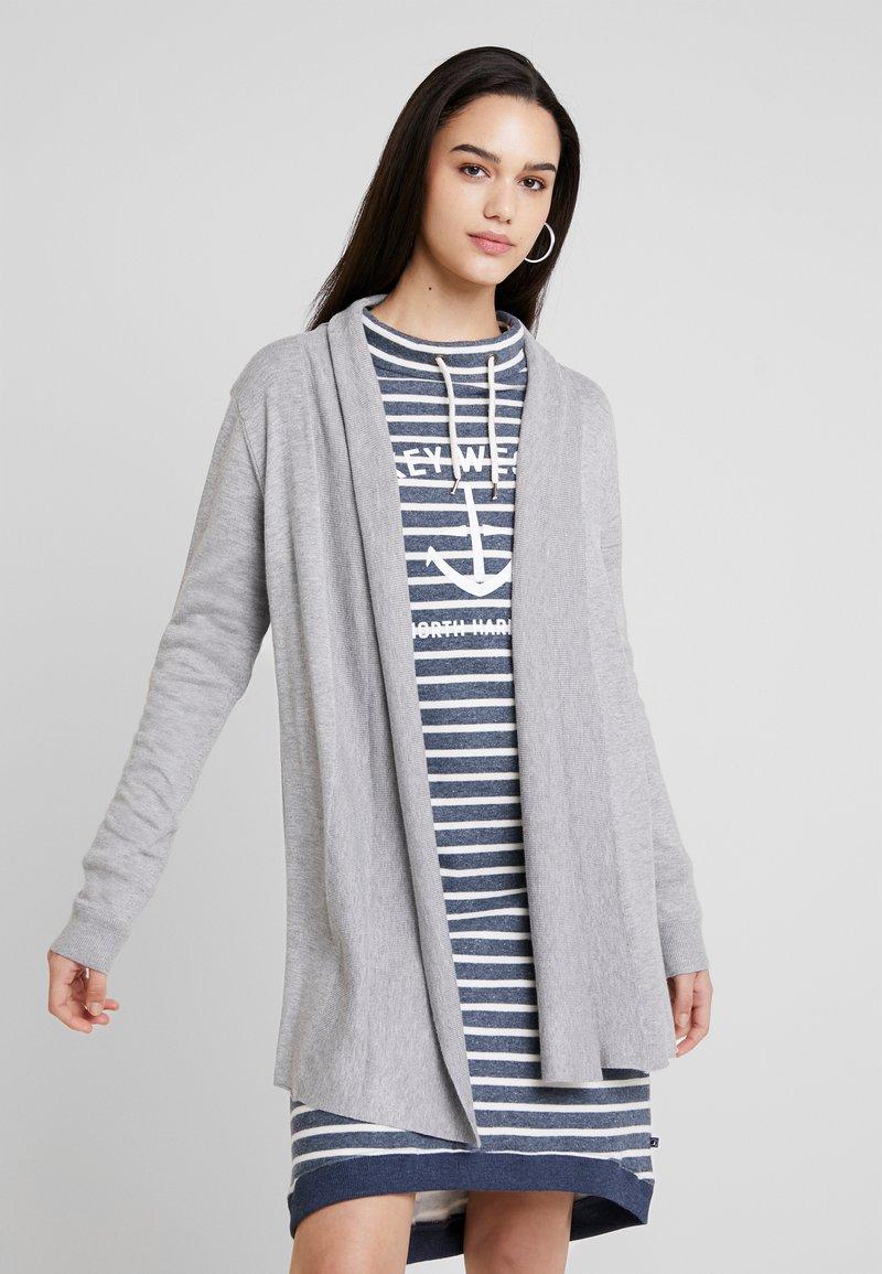 TWINTIP - Cardigan - grey