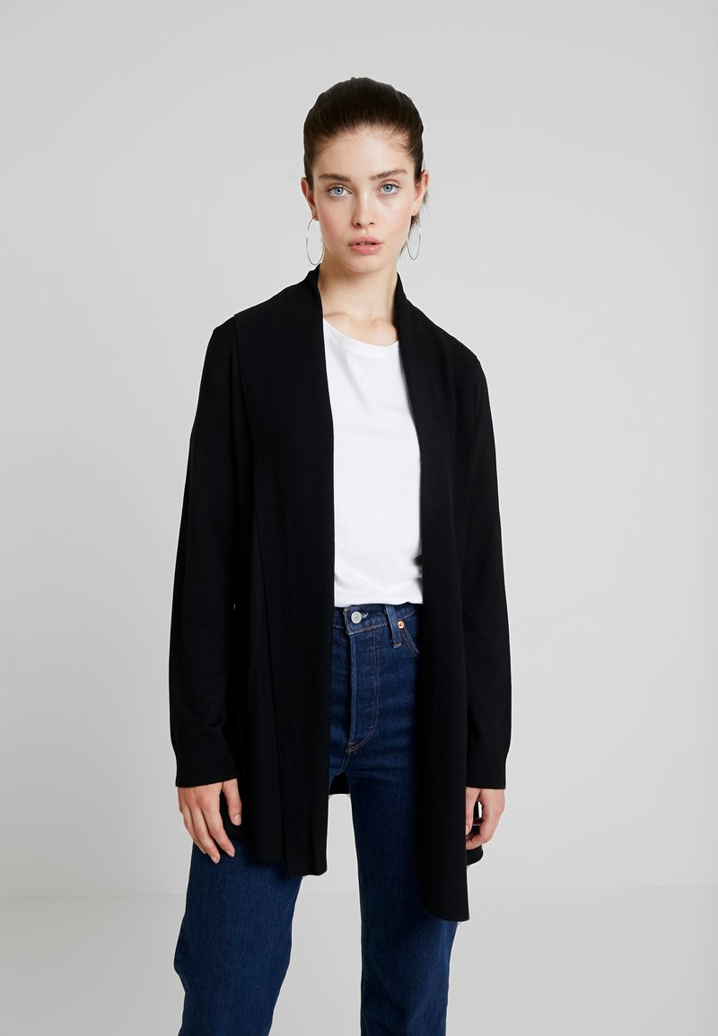 TWINTIP - Cardigan - black