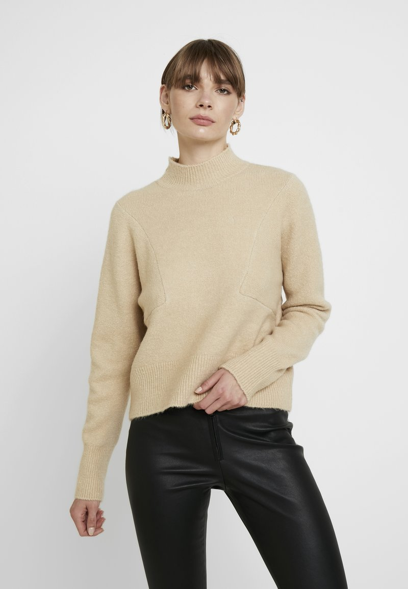 TWINTIP - Pullover - sand