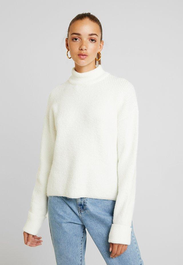 Sweter - light beige