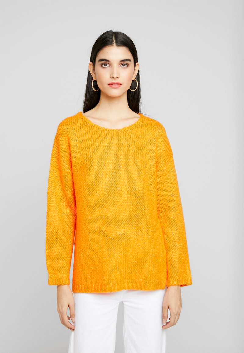 TWINTIP - Strikpullover /Striktrøjer - orange