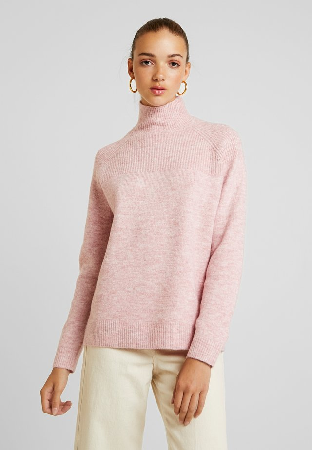 Sweter - light pink