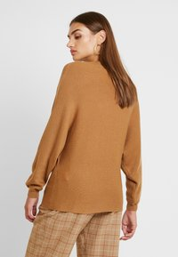 TWINTIP - Pullover - light brown - 2