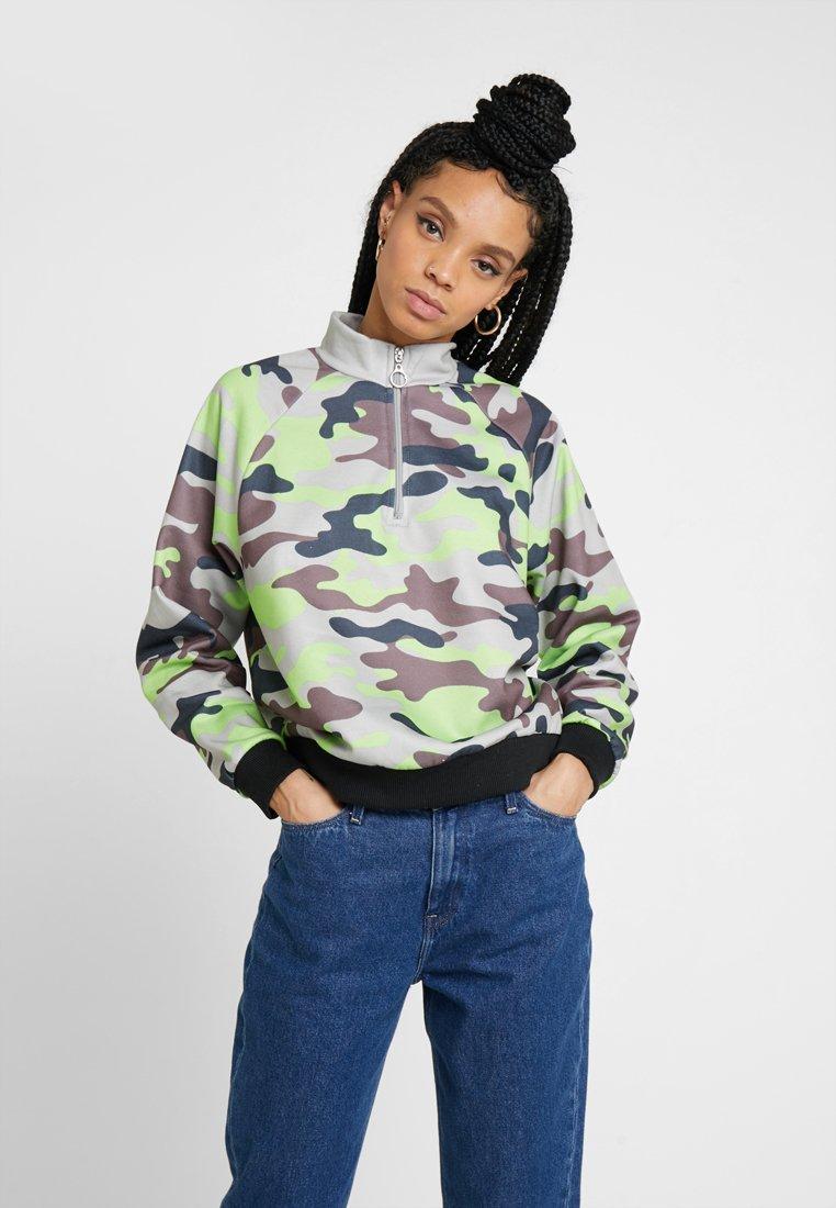 TWINTIP - Sweatshirt - green