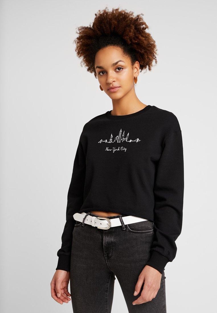 TWINTIP - Sweatshirt - black