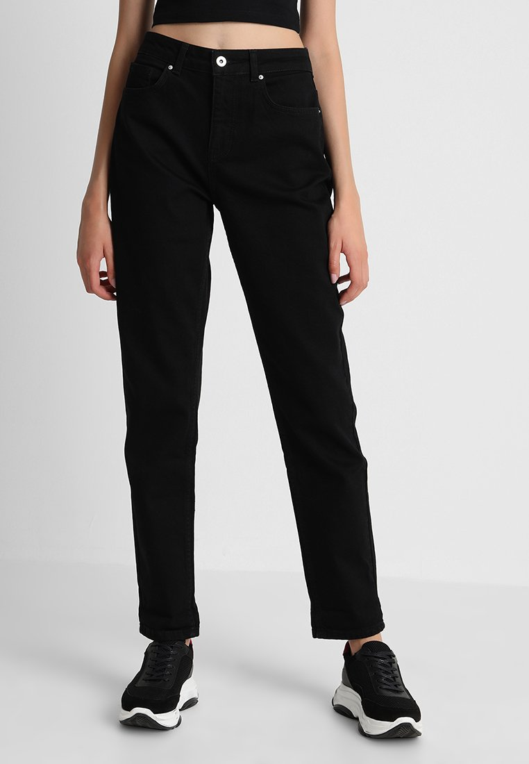 TWINTIP - Relaxed fit jeans - black denim