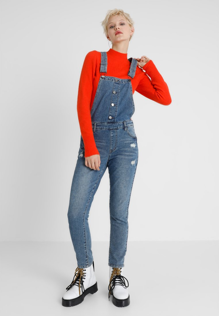 TWINTIP - Dungarees - blue