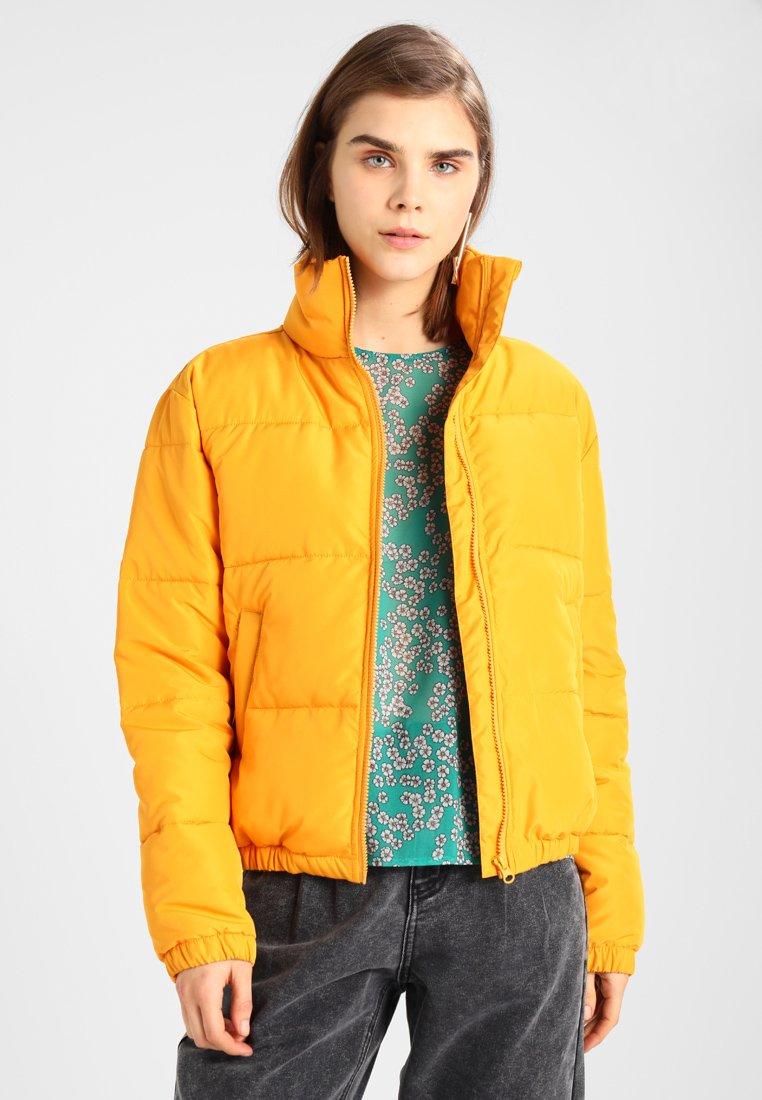 TWINTIP - Winter jacket - dark yellow