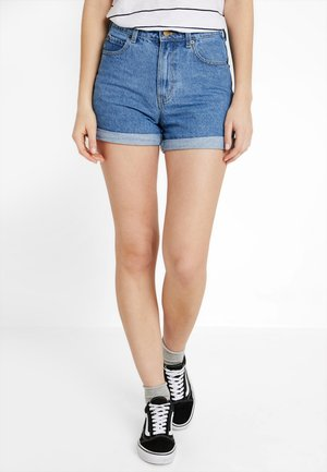 Shorts vaqueros - blue denim